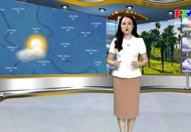 Dự báo thời tiết ngày 25-6-2020