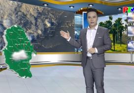 Dự báo thời tiết ngày 2-11-2019