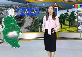 Dự báo thời tiết ngày 6-1-2021