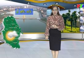 Dự báo thời tiết ngày 6-12-2019