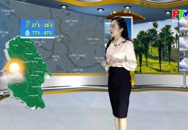 Dự báo thời tiết ngày 3-4-2021