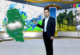 Dự báo thời tiết ngày 26-4-2021