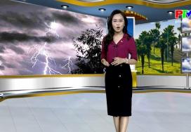 Dự báo thời tiết ngày 4-6-2021
