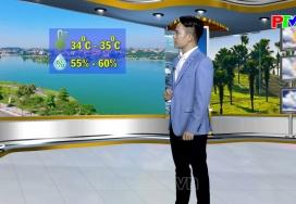 Dự báo thời tiết ngày 21-8-2021