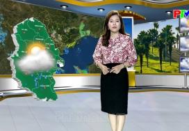 Dự báo thời tiết ngày 25-9-2021