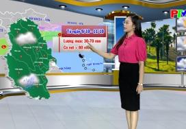 Dự báo thời tiết ngày 11-10-2021