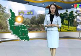 Dự báo thời tiết ngày 14-1-2020