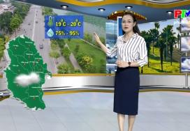 Dự báo thời tiết ngày 15-3-2020