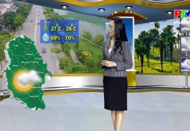 Dự báo thời tiết ngày 23-3-2020