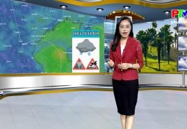 Dự báo thời tiết ngày 27-3-2020