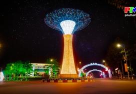 Việt Trì đêm