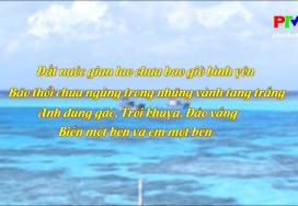 Đến với bài thơ hay - Thơ tình người lính biển