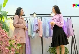 """Đẹp cùng PTV: Đẹp """"ngọt ngào"""" với trang phục pastel"""