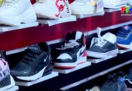 Năng động với giầy thể thao