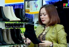Đẹp cùng PTV: Cá tính với giày boot