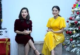 Đẹp cùng PTV - Váy xinh đón Tết