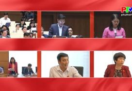 Đoàn Đại biểu Quốc hội tỉnh Phú Thọ - Đổi mới vì nhân dân
