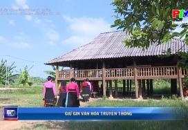 Đồng bào Cao Lan xây dựng đời sống văn hóa