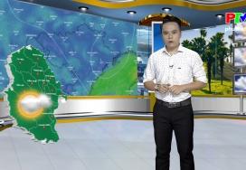 Dự báo thời tiết ngày 13-8-2019