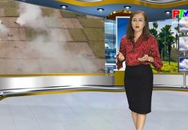 Dự báo thời tiết ngày 6-10-2019