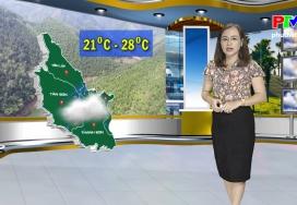 Dự báo thời tiết ngày 7-10-2019