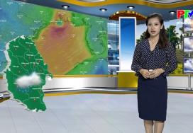Dự báo thời tiết ngày 2-8-2019