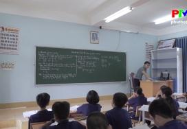 Giáo dục Đất Tổ sau 5 năm thi đua yêu nước