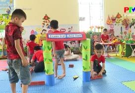 Học Bác mỗi ngày - Học Bác ở một trường mầm non