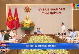 Hội nghị Ủy ban nhân dân tỉnh