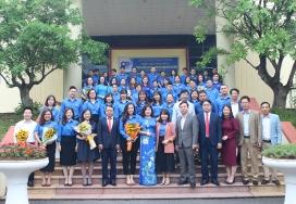 Gặp mặt kỷ niệm 90 năm thành lập Đoàn TNCS Hồ Chí Minh