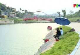 Khoảnh khắc cuộc sống - Thú vui câu cá