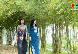 Khoảnh khắc cuộc sống - Vẻ đẹp áo dài