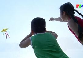 Khoảnh khắc cuộc sống: Cánh diều tuổi thơ