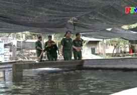 Lực lượng vũ trang Quân khu 2 ngày 6-10-2021