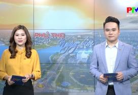 Phú Thọ ngày mới ngày 3-1-2021