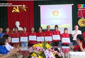 Nhân đạo: Hoạt động nhân đạo trong trường học