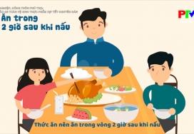 Đảm bảo an toàn vệ sinh thực phẩm dịp Tết Nguyên đán