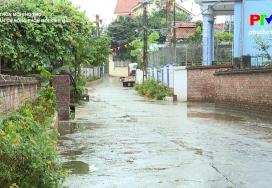 Nông thôn mới Phú Thọ - Khu dân cư nông thôn mới kiểu mẫu