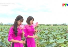 Nông thôn mới Phú Thọ - Sức hút làng quê