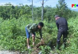 Nông thôn mới Phú Thọ: Tự quản công trình cấp nước tự chảy
