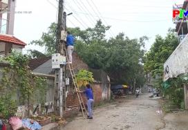 Nông thôn mới Phú Thọ - Tuổi trẻ góp sức xây dựng nông thôn mới