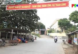 Xây dựng nông thôn mới - Bước đột phá trong xây dựng NTM ở Hạ Hòa