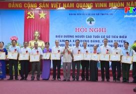 Phát huy truyền thống 25 năm Hội người cao tuổi