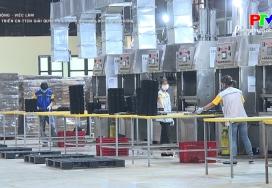 Phát triển CN-TTCN giải quyết việc làm cho người lao động