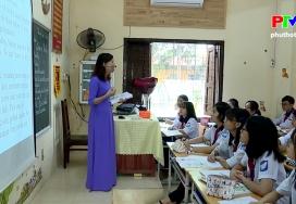 Trường THCS Văn Lang - 30 năm niềm tự hào đất Tổ