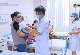 Phòng bệnh viêm tai giữa cho trẻ em