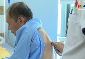 Phòng chống bệnh lao phổi tắc nghẽn mãn tính