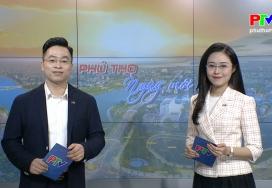 Phú Thọ ngày mới ngày 20-1-2021