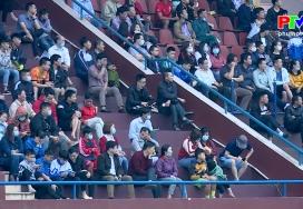 Phú Thọ hòa Huế tại vòng 4 giải hạng nhất