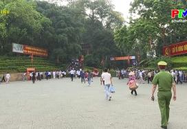 Phú Thọ ngày mới ngày 28-4-2021